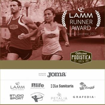 Lamm Runner Award